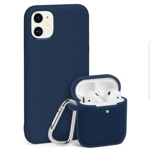 New iPhone 11 and Airpods case.